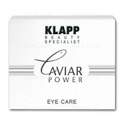 CAVIAR Power EYE CARE by KLAPP - 5 Ampoules 3ml